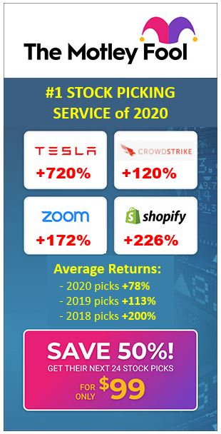 Motley Fool January 2021 Ad
